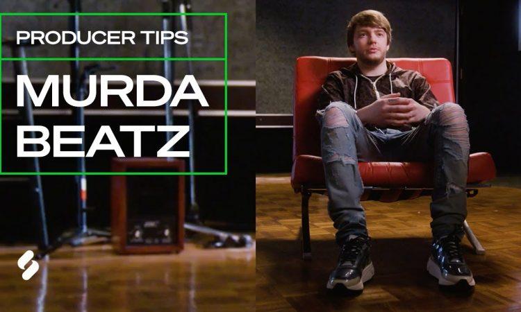 Murda Beatz (Lil Wayne, Drake, Migos) shares tips | Splice