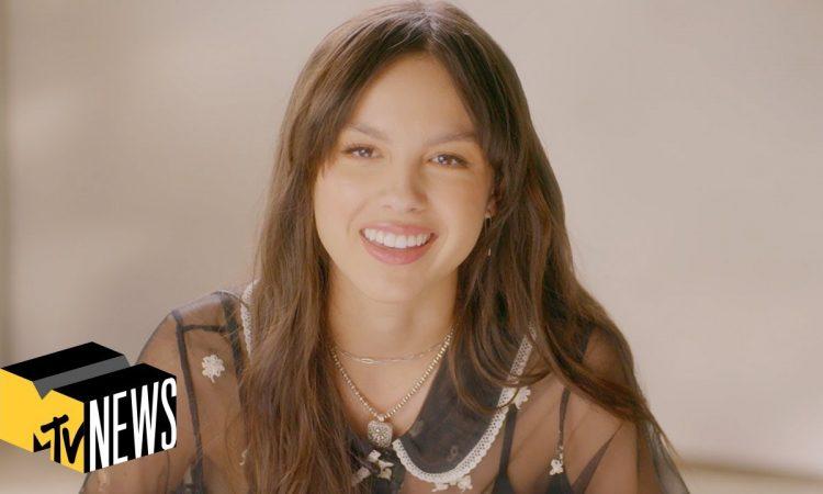 Olivia Rodrigo on 'deja vu' & Her Top Songwriting Tips | MTV News