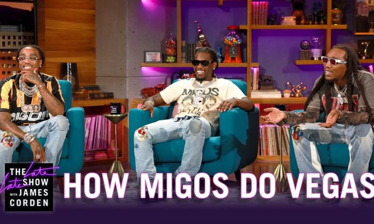 What's a Night In Vegas w/ Migos Like?