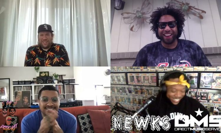 DJ Vega Takes On Kendrick Lamar Vs. Kenny Loggins   5 ON 5 PODCAST