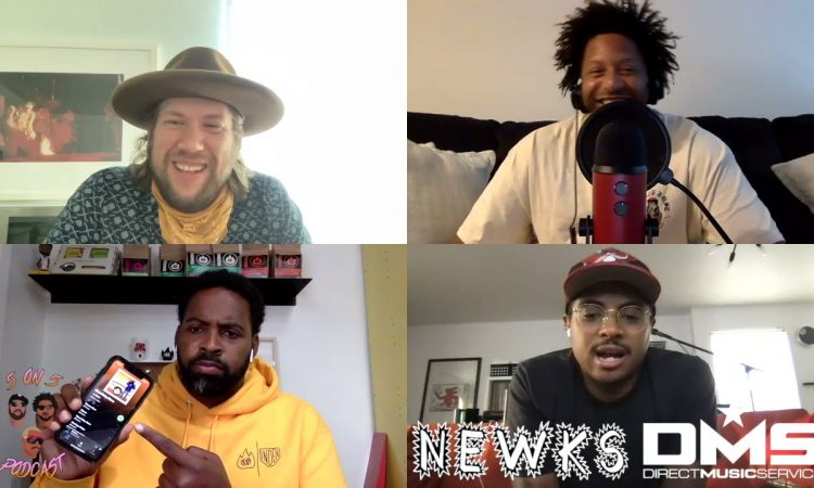 Ian Williams Takes On Cypress Hill Vs. Public Enemy   5 ON 5 PODCAST