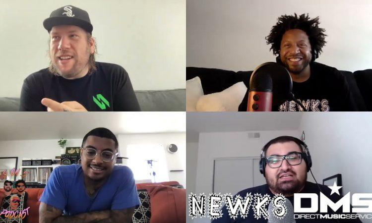 Jaime Da Great Takes On Beastie Boys Vs. Run DMC | 5 ON 5 Podcast