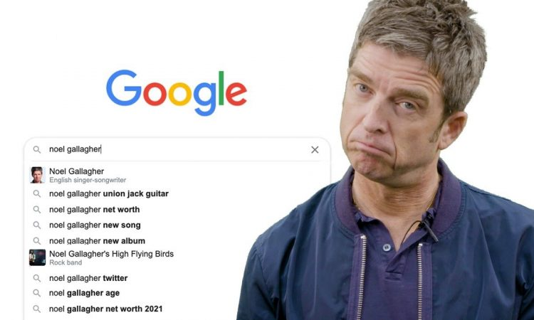 Noel Gallagher Answers His Most Googled Questions | According to Google | Radio X
