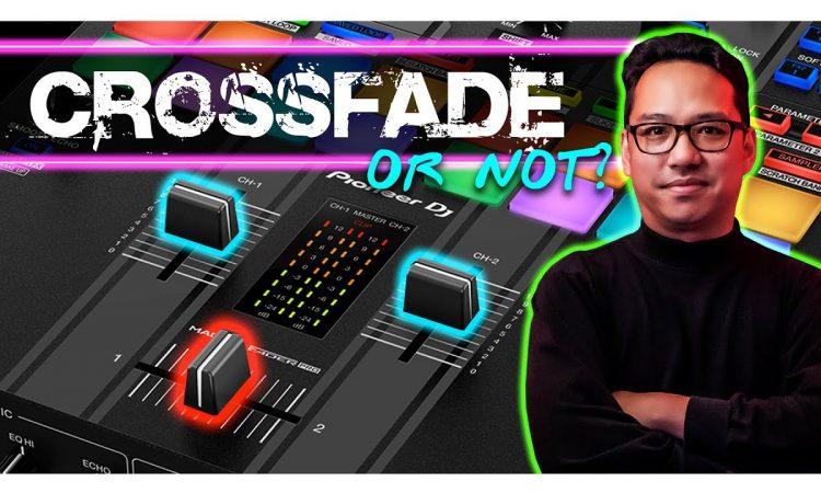 4 reasons why NOT to MIX w/ the CROSSFADER | Pri Yon Joni