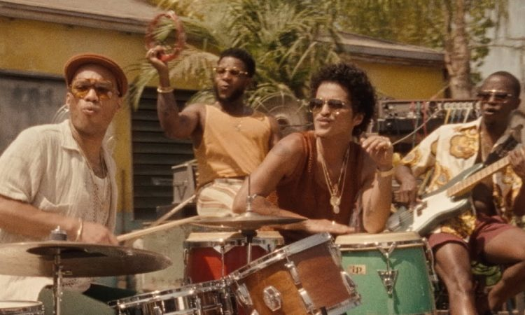 Bruno Mars, Anderson .Paak, Silk Sonic - Skate (Official Music Video)