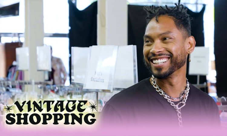 Miguel Goes Vintage Shopping | Complex