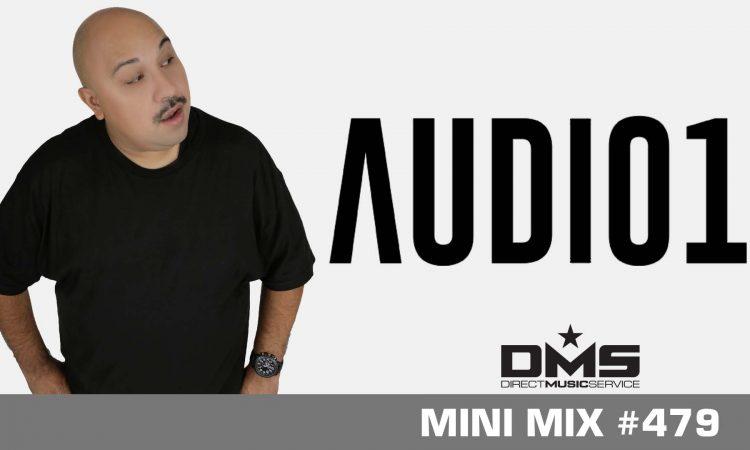 DMS MINI MIX WEEK #479 DJ AUDIO1