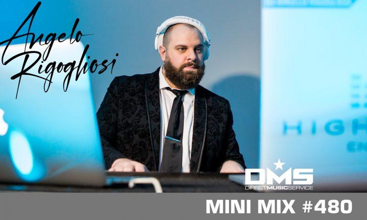 DMS MINI MIX WEEK #480 ANGELO RIGOGLIOSI