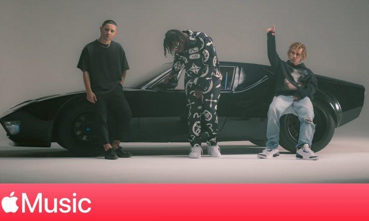 "Skrillex: on ""Don't Go"" with Justin Bieber and Don Toliver   Apple Music"