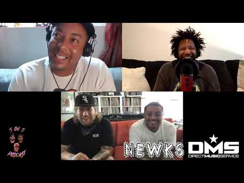Slimkid3 Takes On Bel Biv Devoe Vs. Guy   5 on 5 Podcast