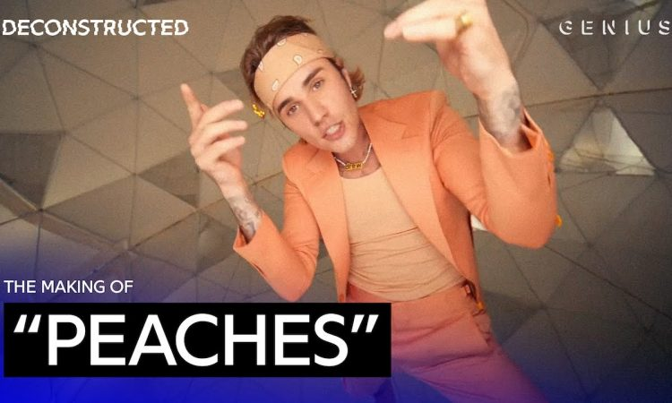 """The Making Of Justin Bieber's """"Peaches"""" With HARV 