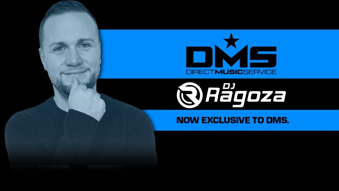 DMS WELCOMES NEW TEAM MEMBER DJ RAGOZA