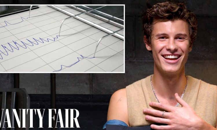 Shawn Mendes Takes a Lie Detector Test | Vanity Fair