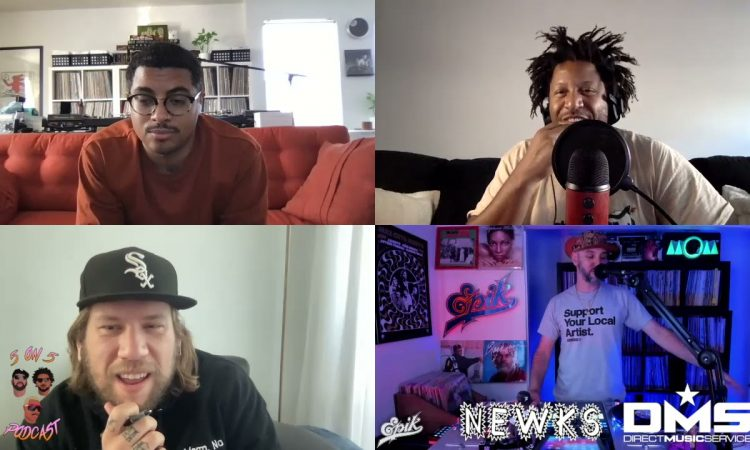 DJ Epik Takes On Lauryn Hill Vs. Chaka Khan   5 ON 5 Podcast