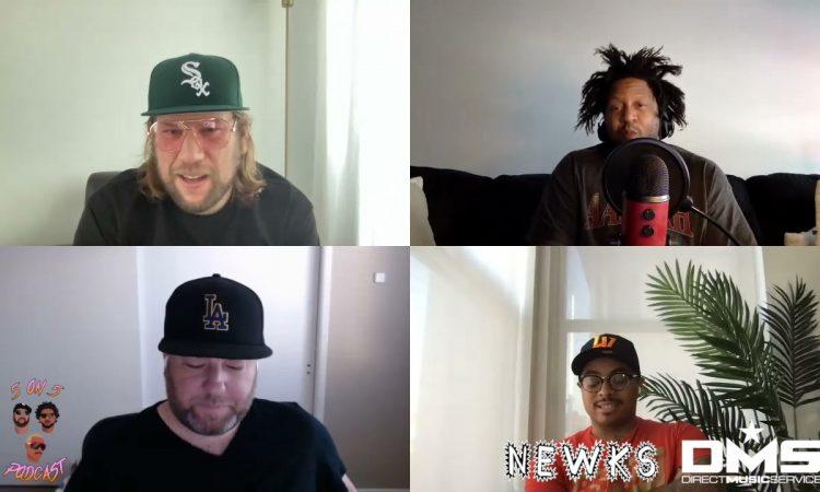 Drew Pierce Takes On Lil Kim Vs. Foxy Brown | 5 on 5 Podcast