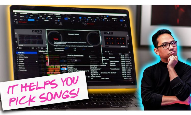 Trouble picking your next song? This REKORDBOX feature will help you! | Pri yon Joni
